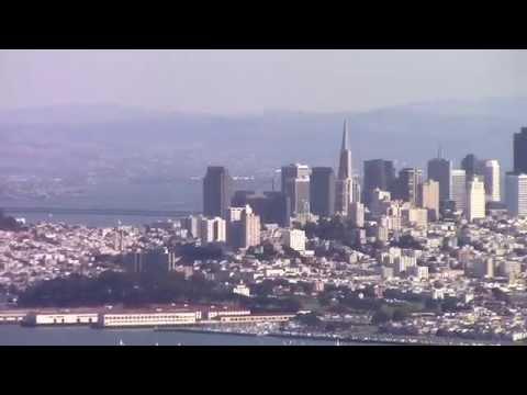 Cảnh đẹp nước Mỹ, thành phố San Francisco, California