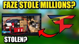 FaZe SUED AGAIN.. Accused Of STEALING MILLIONS..?