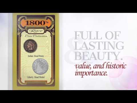 1800's Rare Coin Collection -  americancointreasures.com
