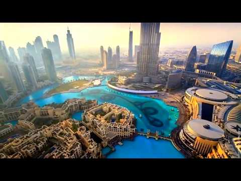 Dubai and Abu Dhabi tourism 4K HD (Must see) and tourist attractions