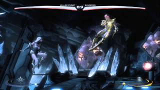 IGAU: Dark55 (Killer Frost) vs OFIDYAN (Sinestro) 01-04-2015