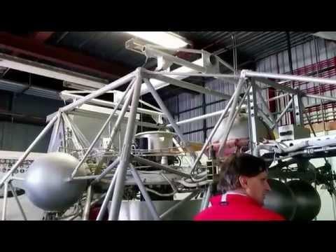 Lunar Lander Research Vehicle - LLRV