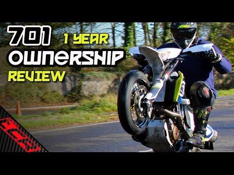 Husqvarna 701 Supermoto - 1 Year Ownership Review