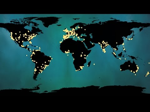 Light Up the World: TPRF's Peace Education Program