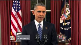 Watch: President Obama addresses the nation on terrorism