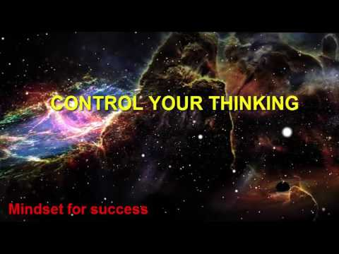 Tony Robbins motivation - HOW TO CONTROL YOUR THINKING (The key for Success)