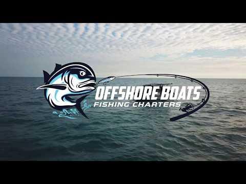 Offshore Boats - Darwin's Premier Reef & Sport Fishing Charter - May 2020