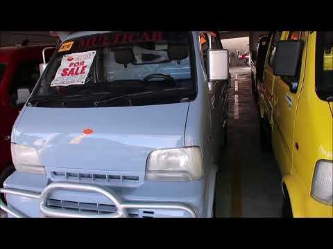Suzuki Multicabs in the Philippines #2