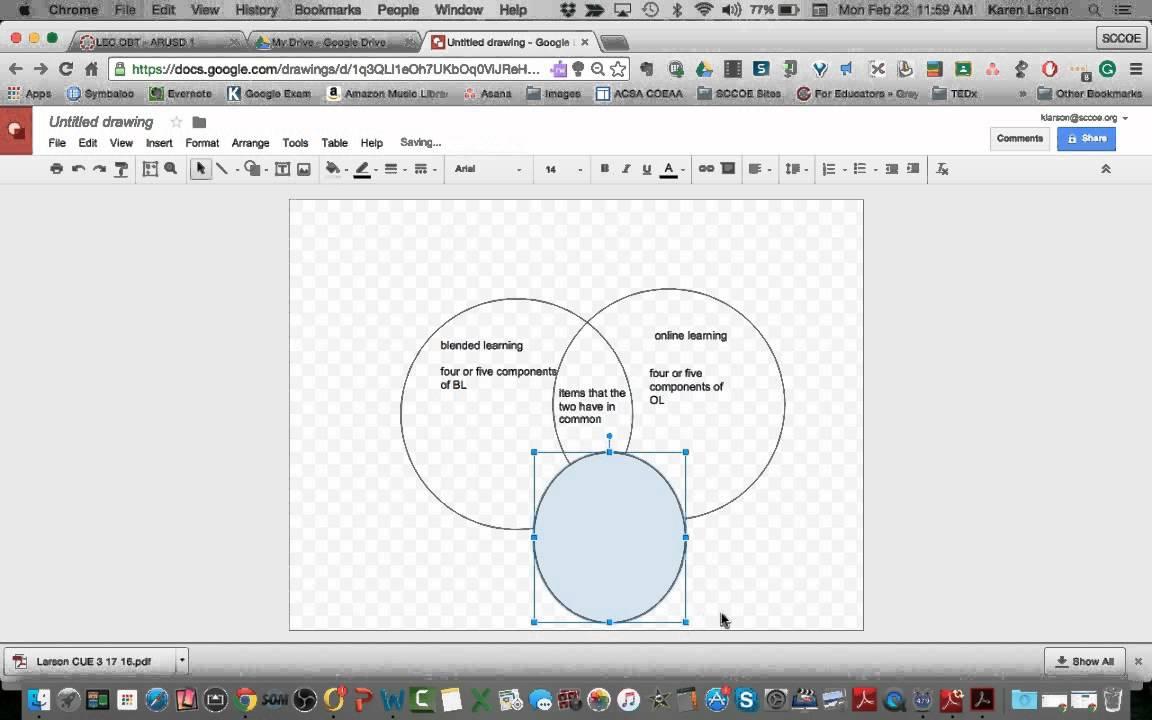 create a venn diagram online