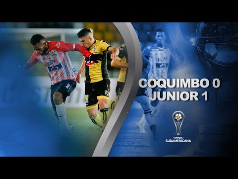 Coquimbo Junior Goals And Highlights