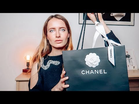 b57a247378a3a3 EXCITING CHANEL UNBOXING: FIRST BAG FROM CHANEL