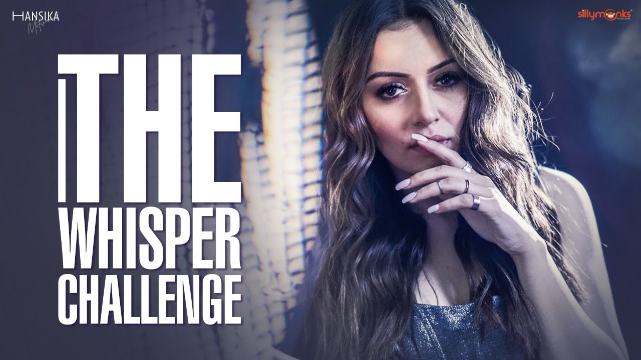 Download The Whisper Challenge with Hansika Motwani || Vlog Challenge || Silly Monks