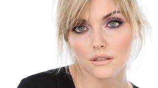 Lavender Smokey Eye - Starring Sophie Dahl