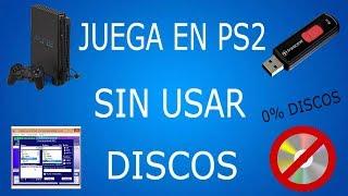 Como cargar y jugar juegos de PS2 en USB | byAugus123
