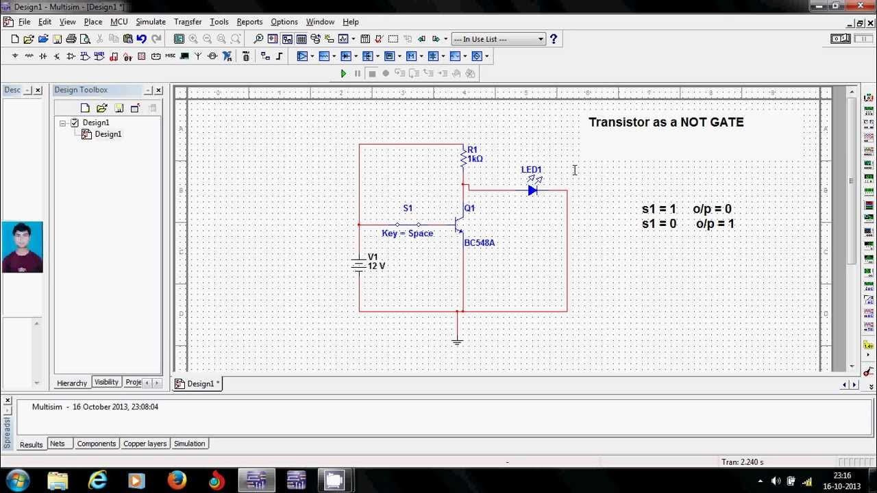 Ni multisim 11 (student edition) plus electronics workbench.