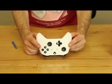 Xbox One S Controller Teardown And Assembly