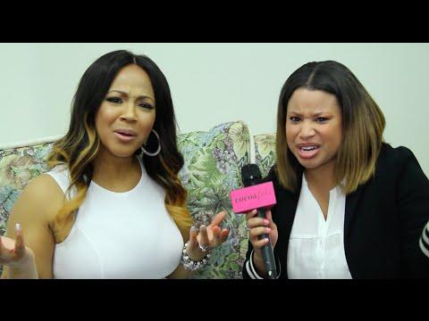 Erica Campbell Talks 'I Luh God' Controversy, Chri
