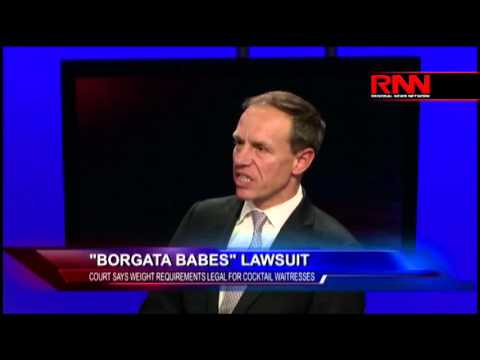 "RFL LEGAL DAY: ""BORGATA BABES"" SUE THE CASINO OVER FITNESS POLICY"