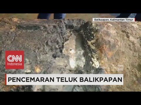 Pencemaran Teluk Balikpapan