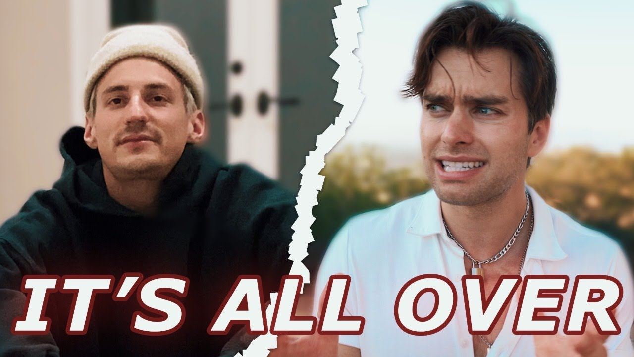 IT'S ALL OVER   PIERSON & MARK & AMC   VLOGGUMENTARY EP 9