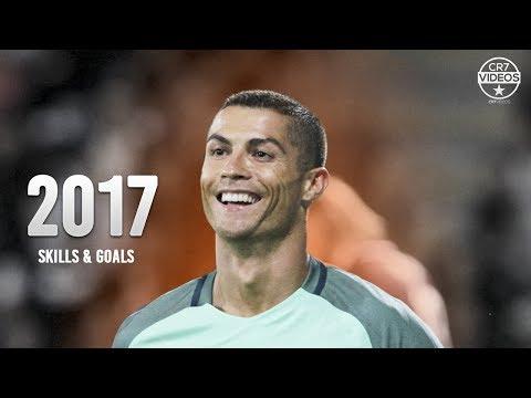 Cristiano Ronaldo 2017 ▶ Faded State Of The Mind   Skills & Goals