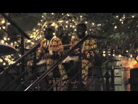 African music and dance in Gold Restaurant, Cape Town