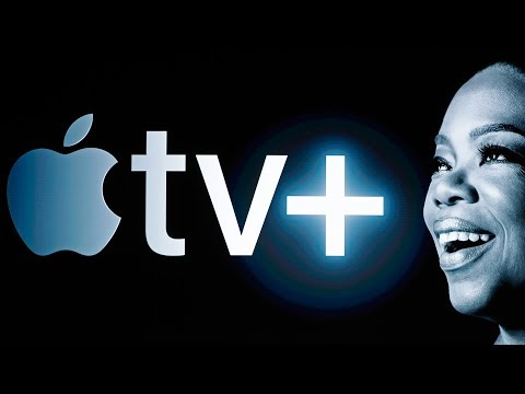 Apple Announces New Apple TV Plus Streaming Service