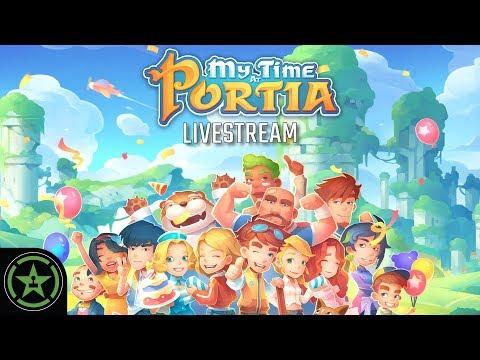 PAPA BEARS DARK SECRET - My Time At Portia | Let's Play