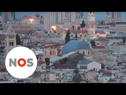 JERUZALEM: Reacties op besluit Trump