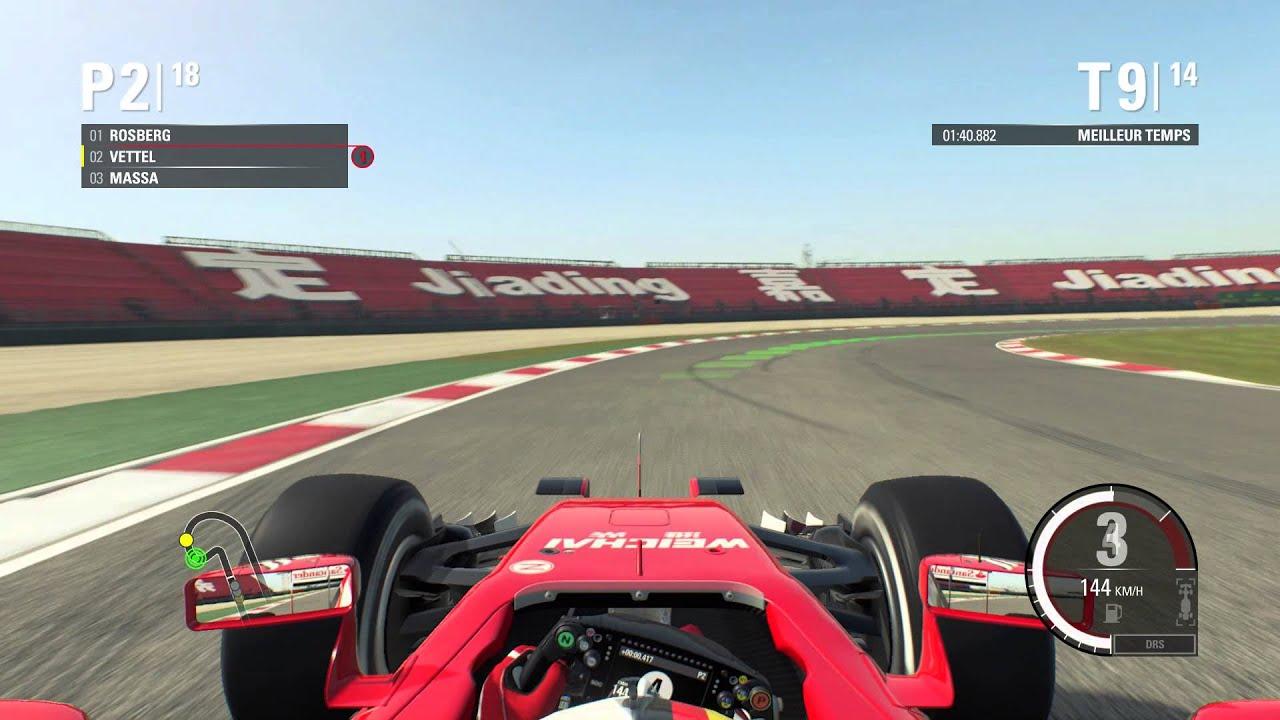Formule 1 2015 - Grand Prix de Chine [Course] - YouTube