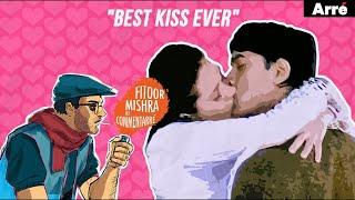 Fitoor Mishra's CommentArre | Raja Hindustani Aamir Khan - Karishma Kapoor - Best Kiss Ever