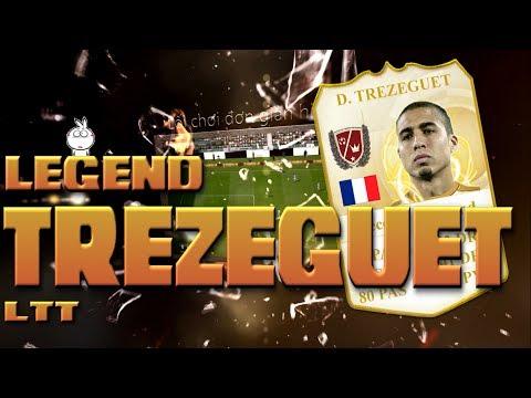 Kênh LTT | Review David Trezeguet  Euro Legend - FIFA Online 3 Việt Nam