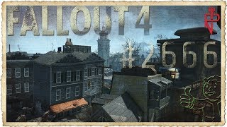 Let's Play Fallout 4 #2666 ☢ Von Andrew Station durch Süd-Boston