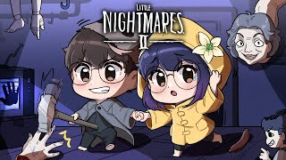 little nightmares 2 with michael :D