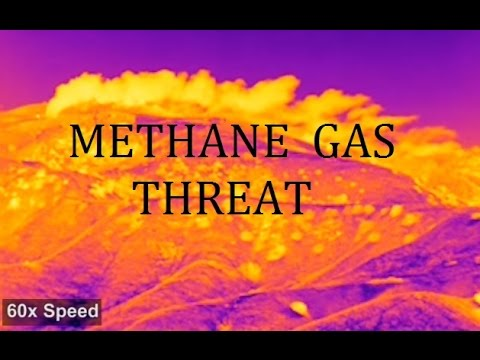 12/19/2015 -- California Alert -- Methane Eruption at FRACKING operation - Climate Consequences
