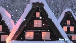 「冬日的童話」Shirakawa-go -- 白川郷·五箇山の合掌造り集落