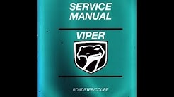 Dodge Viper maintenance and cost to own