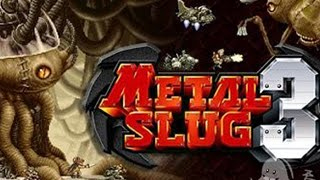 METAL SLUG 3 Level 1 Walkthrough [IOS]