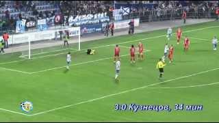 ФК Севастополь - ФК Крымтеплица 5-2 (голы)