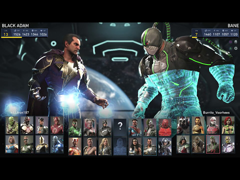 Injustice 2 - King of the Hill Matches