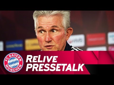 Manager's Preview w/ Jupp Heynckes ahead of VfB Stuttgart 🇩🇪 | ReLive