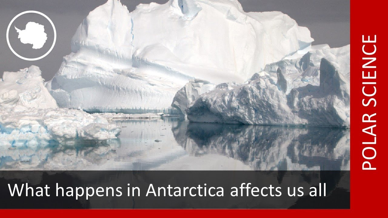 Extreme Antarctica: What happens in Antarctica affects us all – Jane Francis
