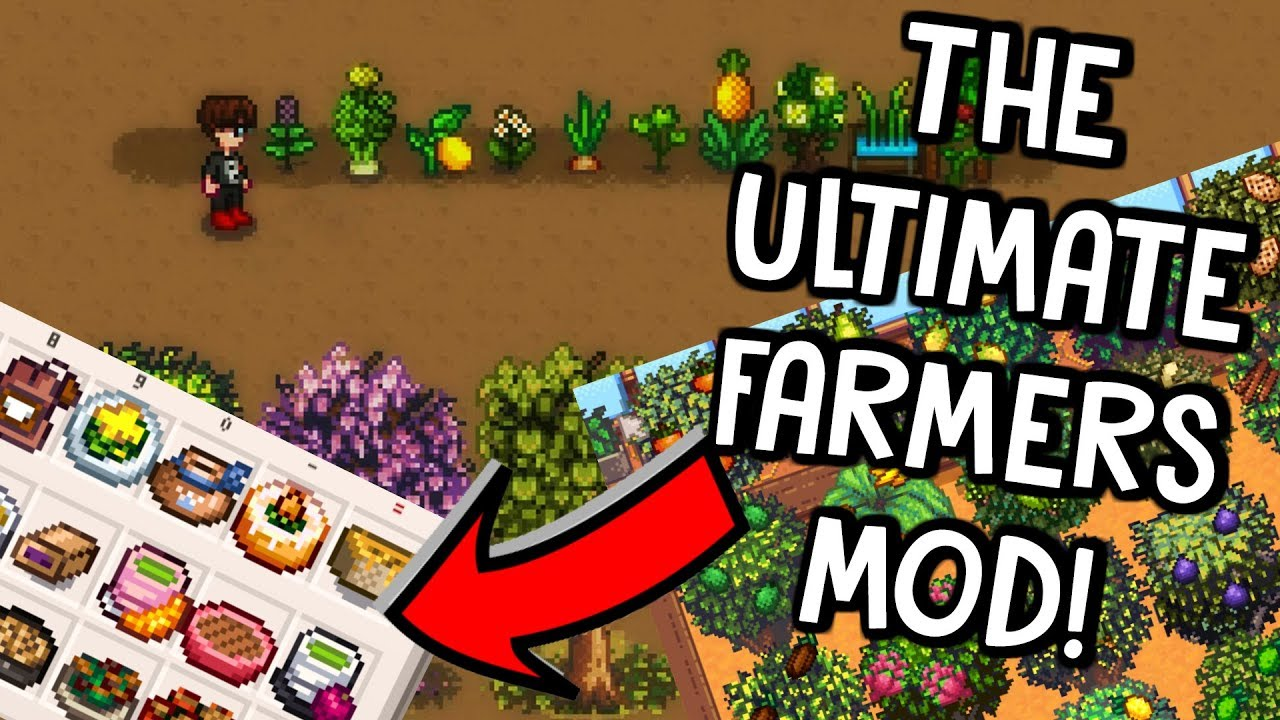 All new fruit veg trees cooking recipes stardew valley mod all new fruit veg trees cooking recipes stardew valley mod showcase forumfinder Images