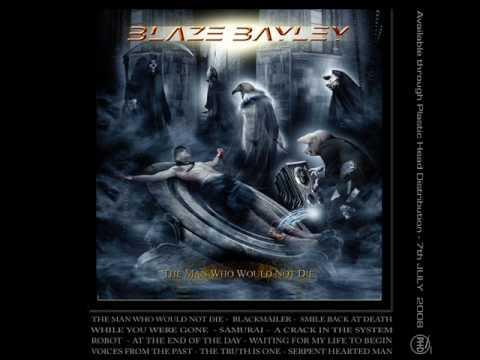 Blaze Bayley - Blackmailer