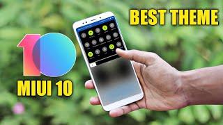 Best Theme For Miui 8/9/10 All mi Phones 😲