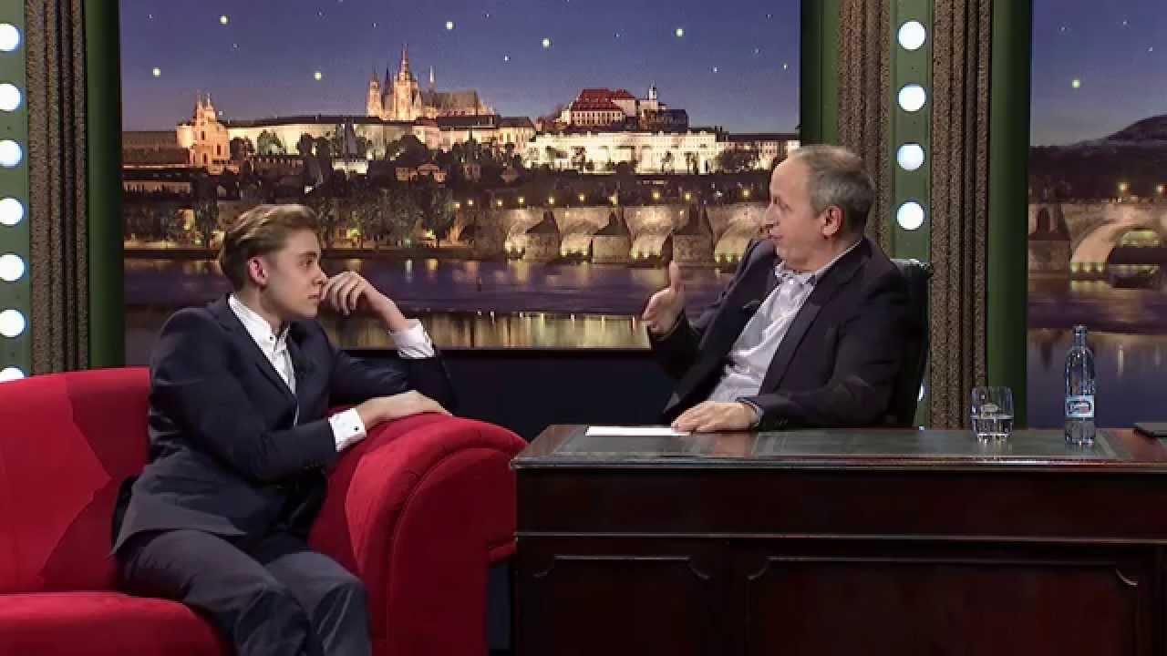 2. Vincent Navrátil - Show Jana Krause 4. 3. 2015
