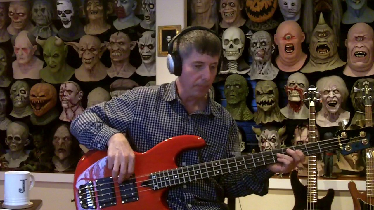 Short Skirt/Long Jacket Bass Cover - YouTube