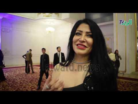 جينا سلطان عضو لجنة تحكيم مسابقة ملكة جمال السياحة والبيئة  - 19:53-2019 / 3 / 15