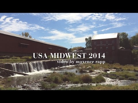 USA Midwest road trip 2014