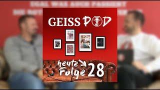 GEISSPOD #28: Markus Pröll über die größten FC-Talente